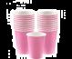 Χάρτινο Ποτήρι Ροζ