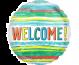 Μπαλόνια Γέννησης Welcome