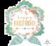 Mπαλόνι Γενεθλίων Happy Birthday