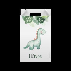 Χάρτινο κουτί Meal Box Δεινόσαυρος