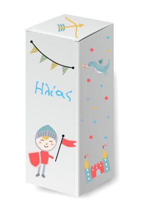 Χάρτινο Κουτί 2 Ιππότης