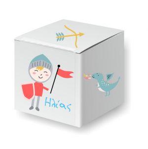Χάρτινο Κουτί 3 Ιππότης