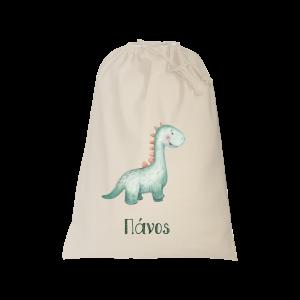 Υφασμάτινο Σακί Αποθήκευσης Δεινόσαυρος